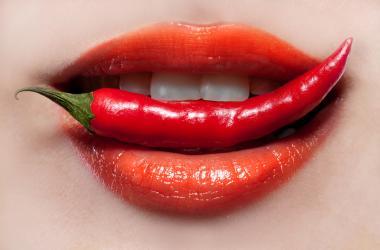 Chili Pepper Lips