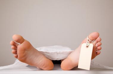 Dead Toe Tag