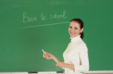 Teacher Back To School