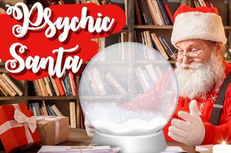 Psychic Santa