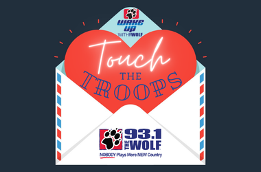 Touch The Troops 775