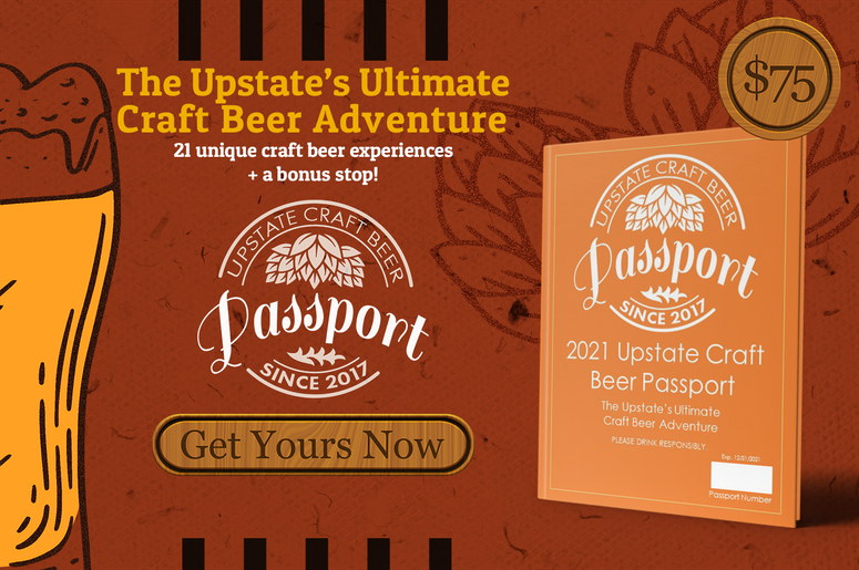 Upstate Craft Beer Passport