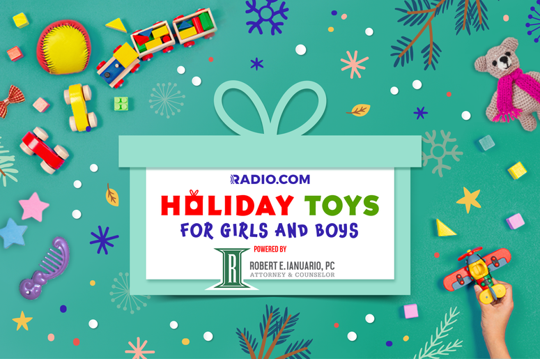 Holiday Toys for Boys and Girls
