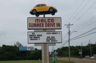 Malco Drive In Memphis