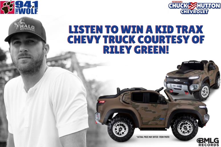 Riley Green Trucks