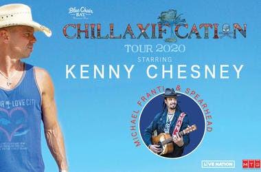 Kenny Chesney Chillaxification Tour