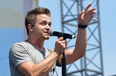 Hunter Hayes. 2018 CMA Music Fest