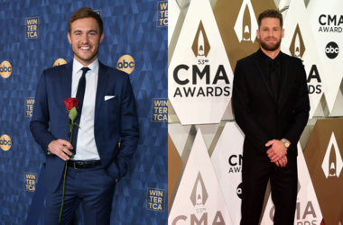 Peter Weber, The Bachelor 2020 and Country Music Star Chase Rice