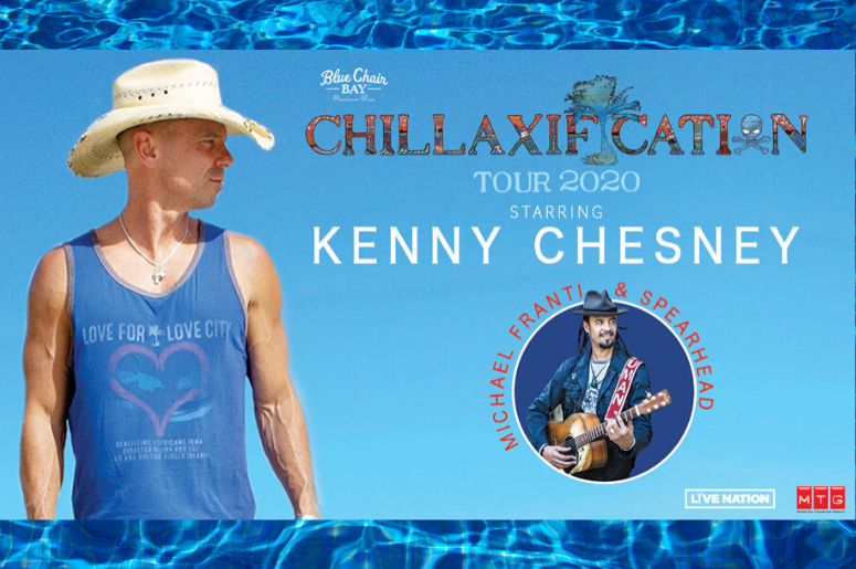 Kenny Chesney 2020 775x515