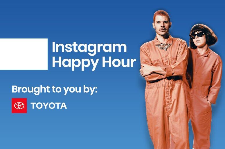Grouplove, Instagram Happy Hour, 94/7 Alternative Portland, KNRK-FM