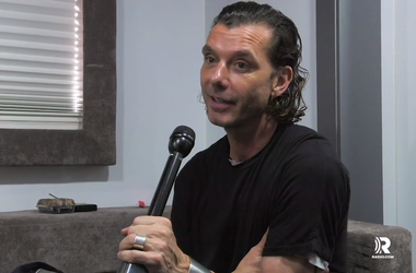 Gavin Rossdale says he's kids are really excited to see 'Captain Marvel'