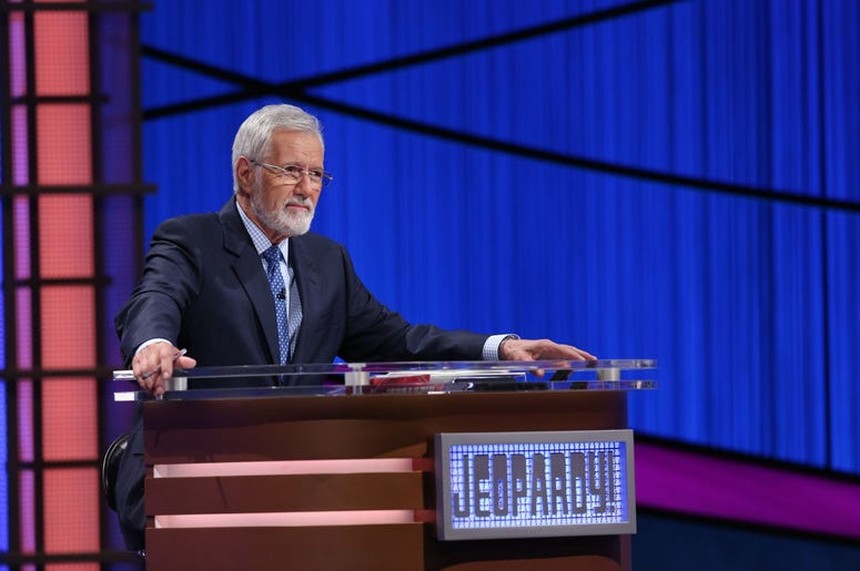 Alex Trebek, Jeopardy!