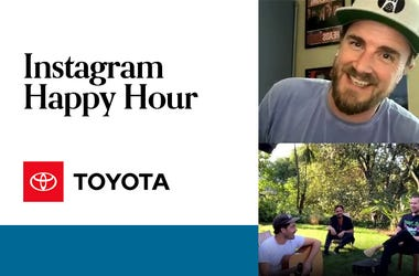 Local Natives, Instagram Happy Hour, 94/7 Alternative Portland