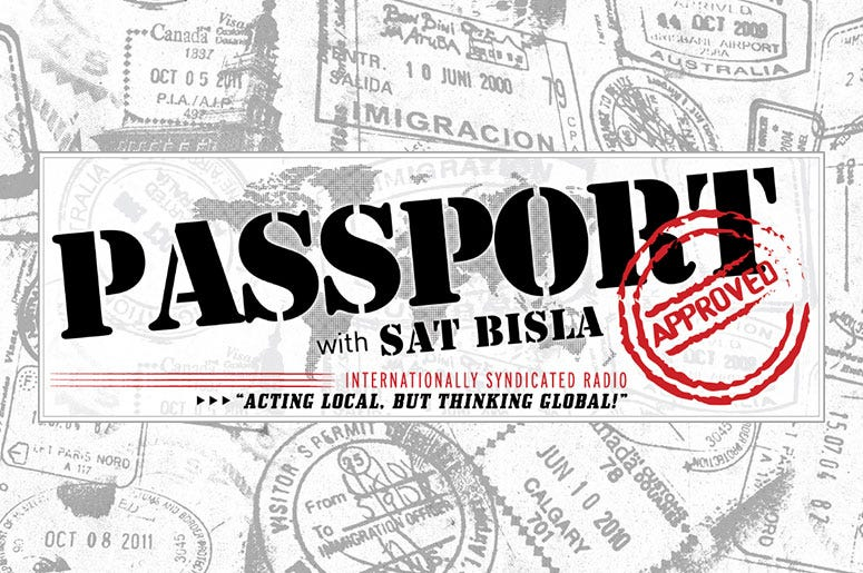 Passport Approved