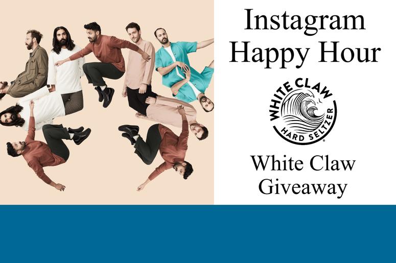 White Claw IG Happy Hour