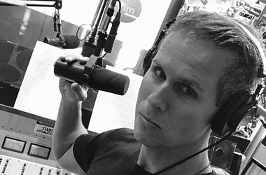 Gustav on 94/7fm Alternative Portland