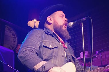 Nathaniel Rateliff live performance