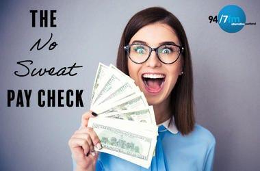 No Sweat Paycheck