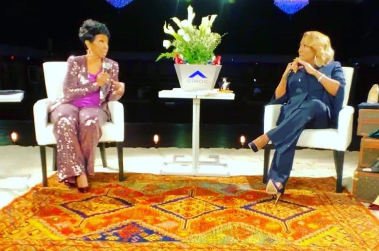 Patti Labelle and Gladys Knight Verzuz Battle
