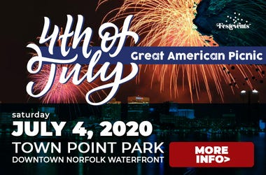 38th Annual Fourth of July Great American Picnic