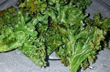 Kale My New Snack!