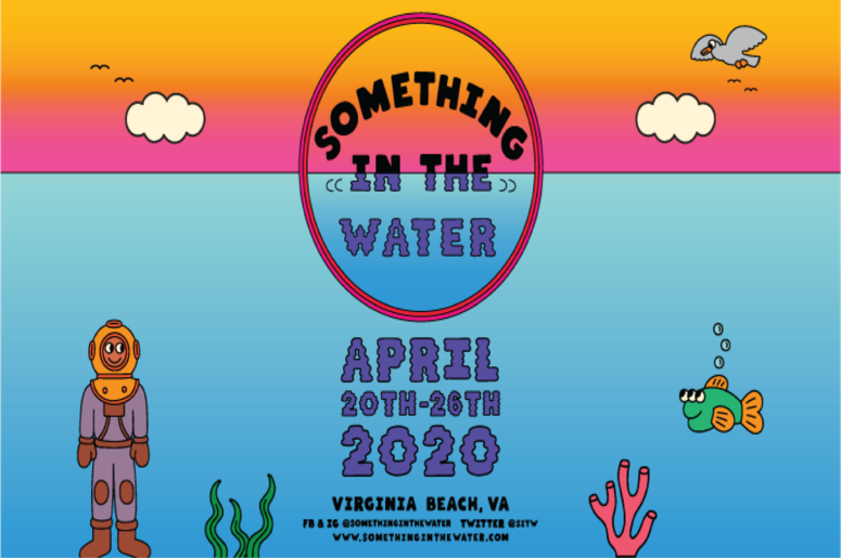 Something in the water virginia beach tickets