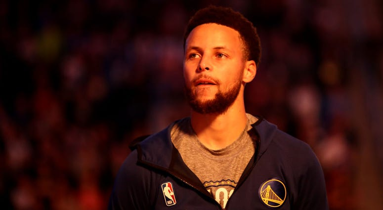 Stephen Curry speaks out amid social unrest