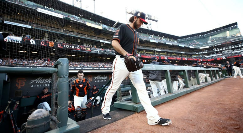 Madison Bumgarner is going to get paid