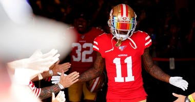 Marquise Goodwin to IR