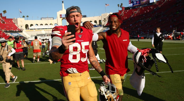 George Kittle's perfect response to extension report