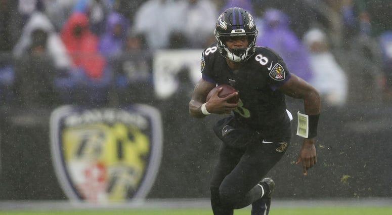 Tim Ryan suspended for making controversial Lamar Jackson comments