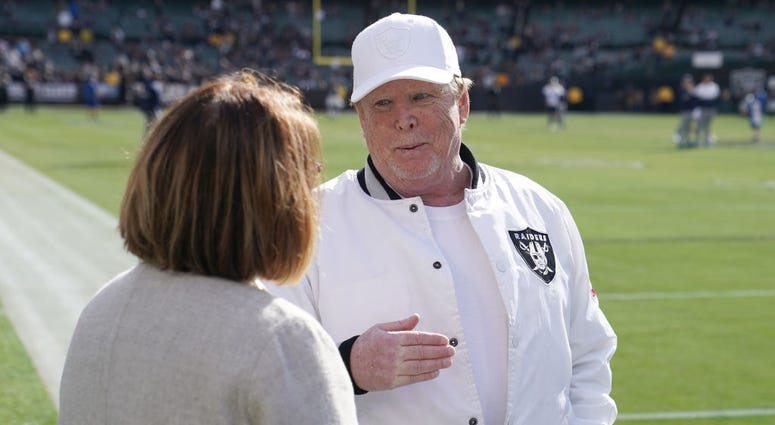 Mark Davis has no nostalgia for Oakland
