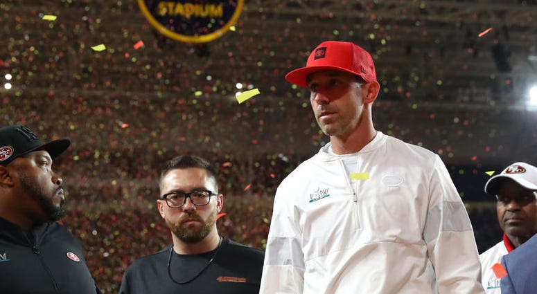 """Kyle Shanahan says not calling a timeout was a """"no-brainer"""""""