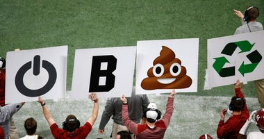 Ratto: Is college football just slapstick comedy?