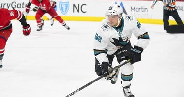 Labanc Statement: Why the young winger is more important to the Sharks' success than you'd think