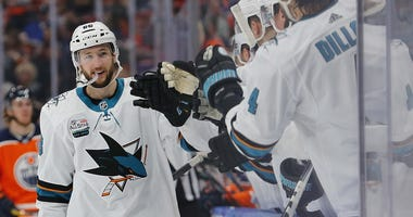 The Melkman delivers in unexpected ways on the Sharks' 4th line