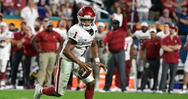 Papa's heard 'rumblings' Kyler Murray could return to Oklahoma while playing for A's