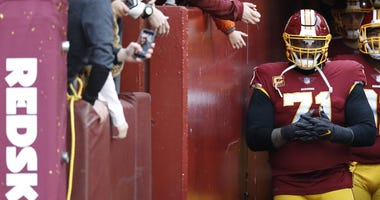 Trent Williams discusses contract situation 49ers