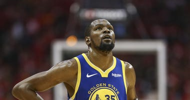 Xfinity from the Sidelines: Ray Ratto says Kevin Durant's future with the Warriors is not a 'basketball decision'