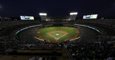 The A's, the radio, and how it went all weird