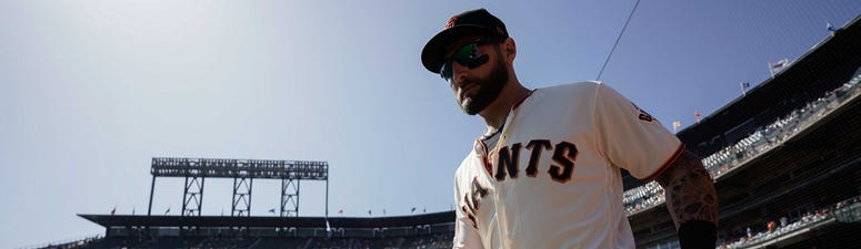 Kevin Pillar says goodbye to Giants, fans