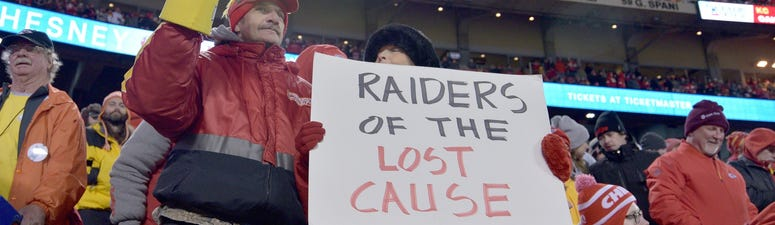 The Raiders — A Rhapsody of Gray