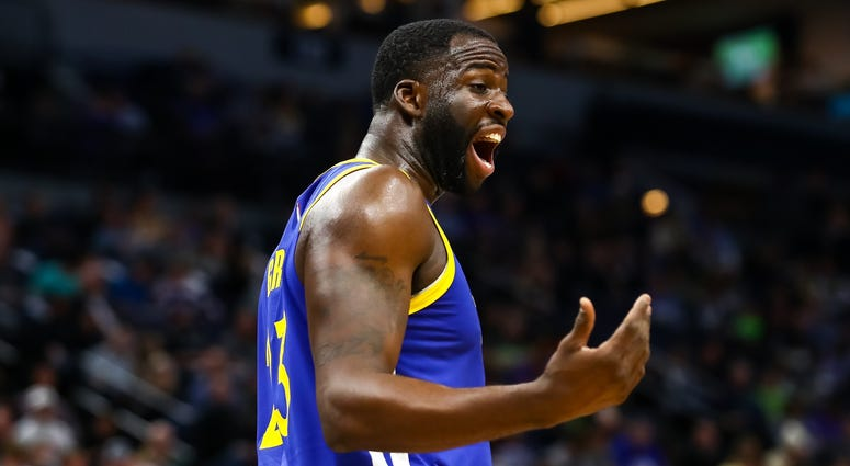 Draymond explains why he's not rooting for the 49ers