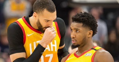 NBA suspends season after Rudy Gobert tests positive for coronavirus