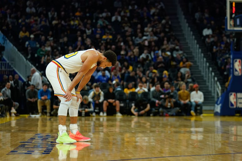 Stephen Curry on March 5