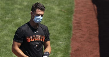 Buster Posey summer camp
