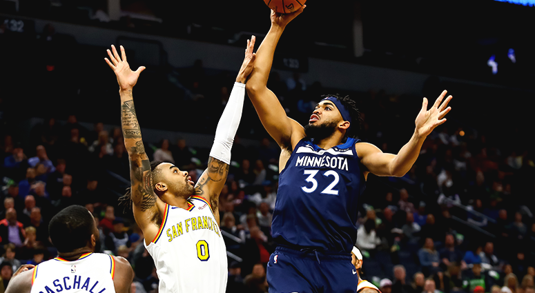 Shams Timberwolves Intensifying Pursuit Of D Lo 95 7 The Game