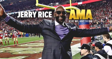 Jerry Rice AMA