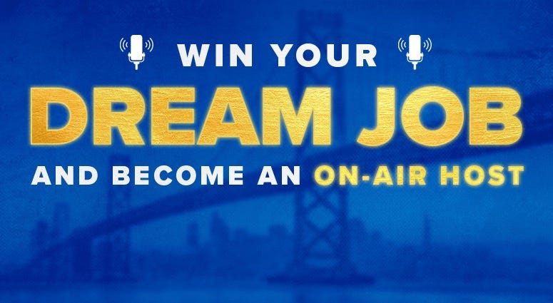The 95.7 The Game Dream Job contest