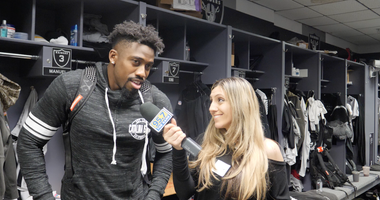 Marquette King and Anna